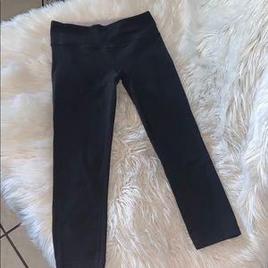 Lululemon athletica cotton Capri legging sz 4